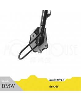 【BMW G650GS】TOURATECH側腳踏加大
