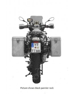 【BMW R1200GS(LC)/Adventure(LC) 2014 】TOURATECH 側箱ZEGA Mundo 31/38鋁箱組 鋁色